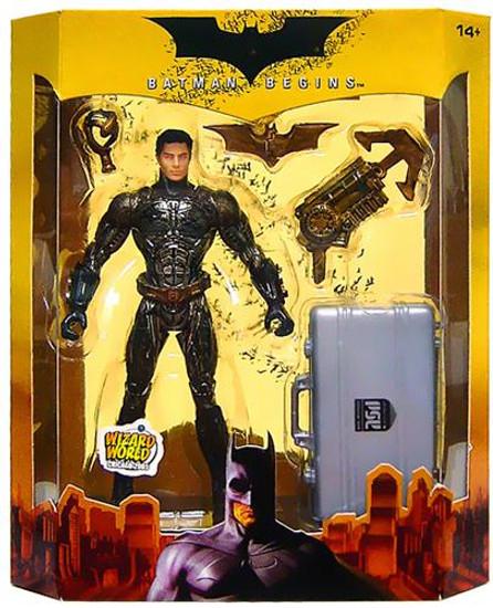 Batman Begins Batman Exclusive Action Figure [Unmasked]