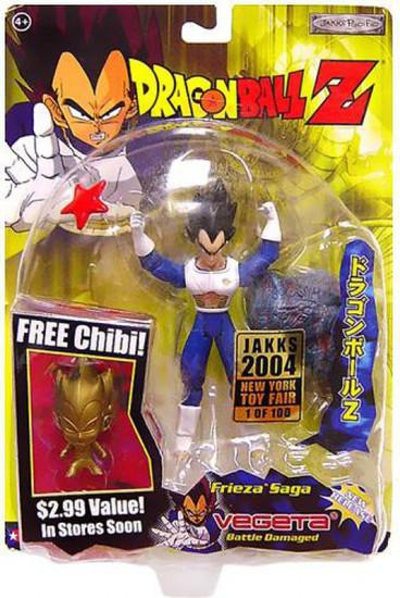 Dragon Ball Z Vegeta Exclusive Action Figure