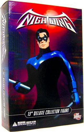 Batman Nightwing 13-Inch Collectible Figure
