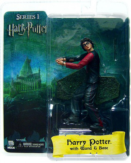 NECA The Goblet of Fire Harry Potter Action Figure