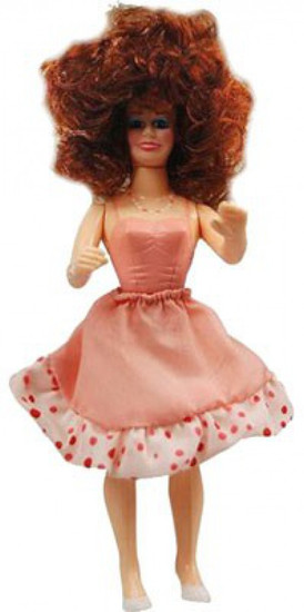NECA Pee-Wee's Playhouse Series 1 Ms. Yvonne Action Figure