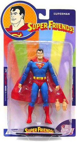 DC Super Friends Superman Action Figure