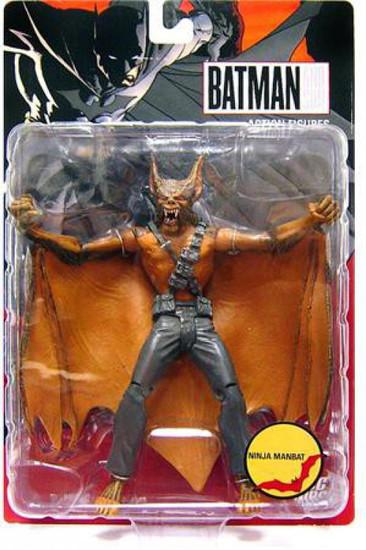 Batman and Son Ninja Manbat Action Figure