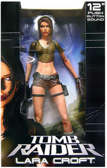 NECA Tomb Raider Player Select Lara Croft Action Figure [Legend]