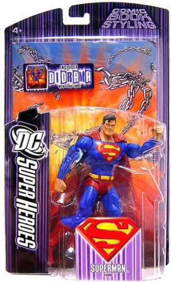DC Super Heroes Superman Action Figure
