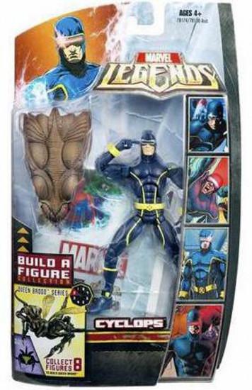 Marvel Legends Brood Queen Series Cyclops Action Figure [Astonishing X-Men]