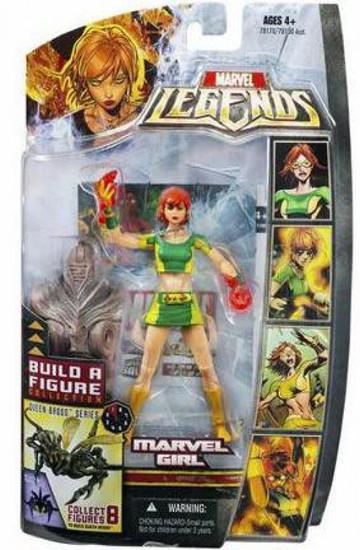 Marvel Legends Brood Queen Series Marvel Girl Action Figure