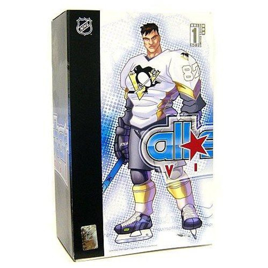 NFL Pittsburgh Penguins All Star Vinyl Sidney Crosby Vinyl Figure [White Away Jersey]