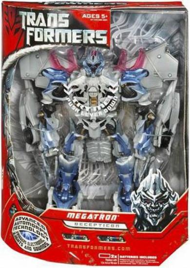 Transformers Leader Class Megatron Action Figure