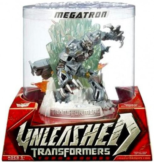 Transformers Movie Unleashed Turnarounds Megatron Action Figure