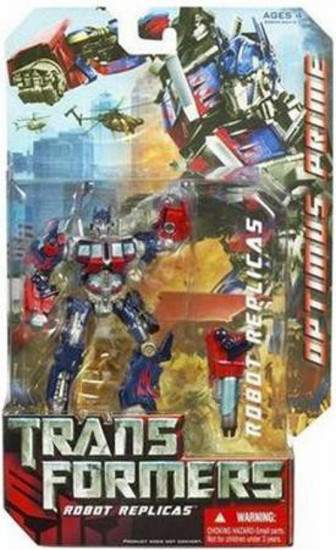 Transformers Movie Robot Replicas Optimus Prime Action Figure