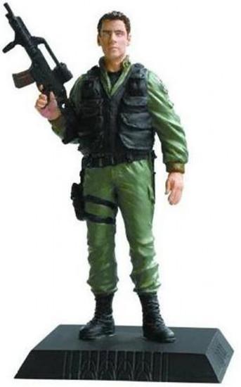 Stargate SG-1 Series 1 Lieutenant Colonel Cameron Mitchell Pewter Figure