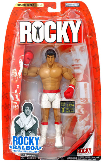 Best of Rocky Series 1 Rocky Balboa Action Figure [Rocky vs. Creed]