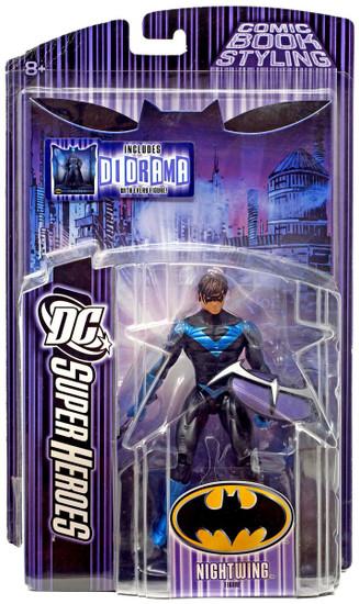 DC Batman Super Heroes Nightwing Action Figure