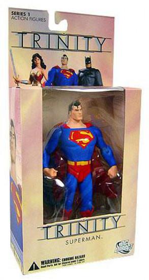 DC Trinity Series 1 Superman Action Figure