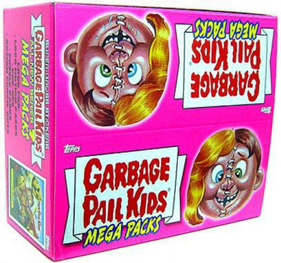 Garbage Pail Kids Topps All-New Series 7 Trading Card MEGA Box