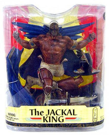 McFarlane Toys Spawn Series 33 Age of Pharaohs Jackal King Action Figure [Anubis]