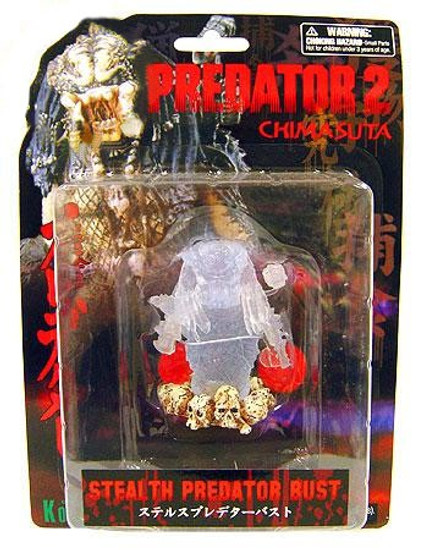 Predator 2 Chimasuta Stealth Predator Bust Figure