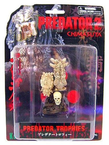 Predator 2 Chimasuta Predator Trophies Figure