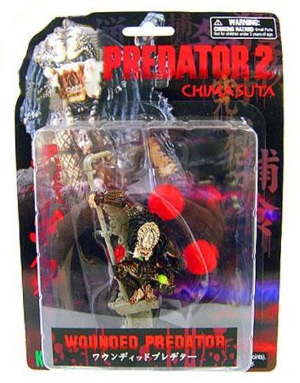 Predator 2 Chimasuta Wounded Predator Figure
