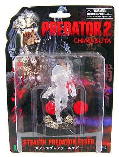 Predator 2 Chimasuta Stealth Predator Elder Figure