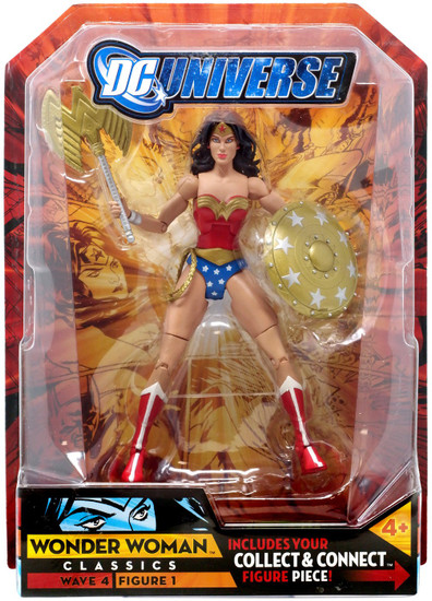 DC Universe Classics Despero Series Wonder Woman Action Figure #1