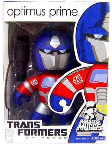 Transformers Universe Mighty Muggs Series 1 Optimus Prime Vinyl Figure