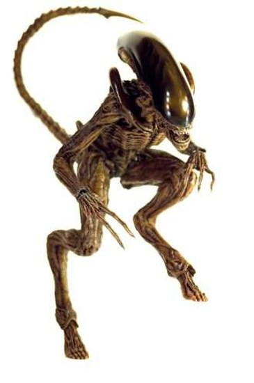 Alien 3 Movie Masterpiece Dog Alien Collectible Figure