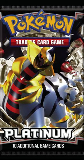 Pokemon Trading Card Game Platinum Booster Pack [10 Cards]