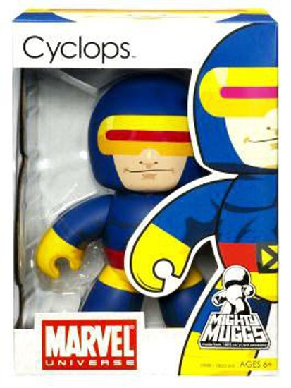 Marvel Mighty Muggs Series 6 Cyclops Vinyl Figure