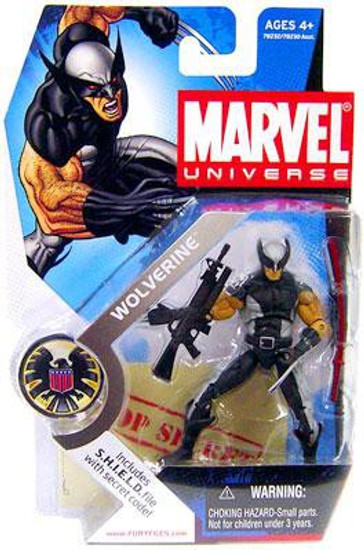 Marvel Universe Wolverine Action Figure #6 [X-Force Uniform]