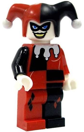 LEGO Batman Harley Quinn Minifigure #1 [Loose]