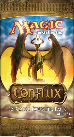 MtG Trading Card Game Conflux Booster Pack [15 Cards]