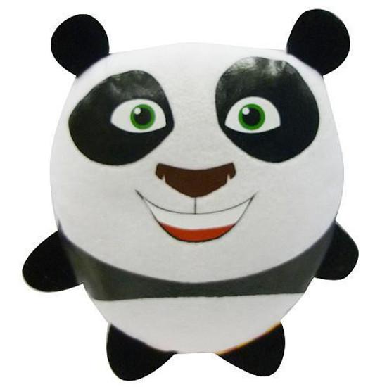 Fisher Price Kung Fu Panda 2 Smack Talker Po Plush Figure