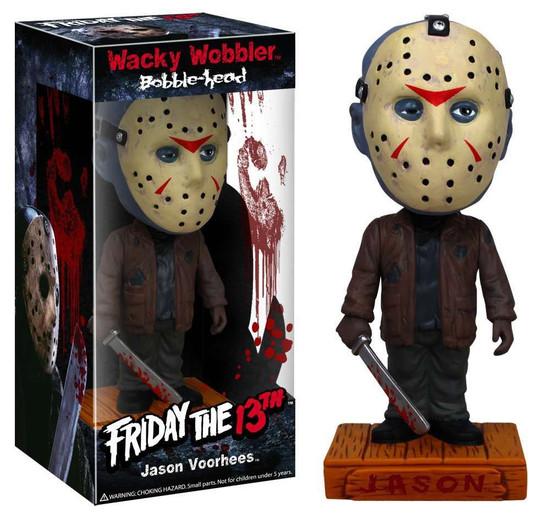 Funko Friday the 13th Wacky Wobbler Jason Voorhees Bobble Head