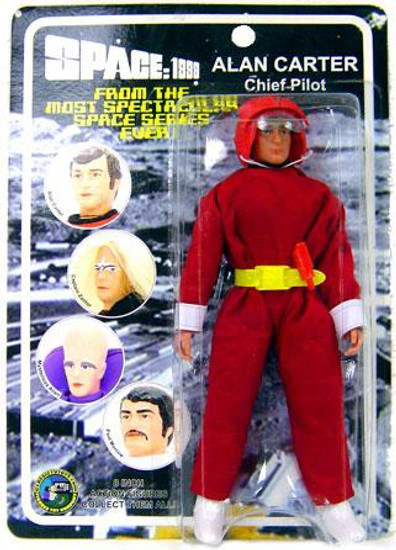 Space: 1999 Series 1 Alan Carter Action Figure