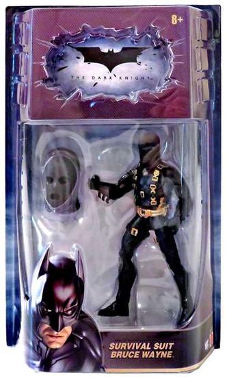 Batman The Dark Knight Bruce Wayne Action Figure [Survival Suit]