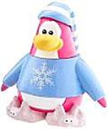 Club Penguin Pajamas & Bunny Slippers 2-Inch Mini Figure