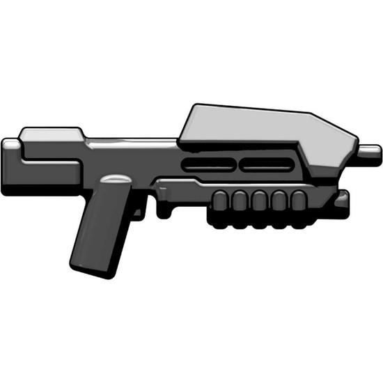 BrickArms BA-M5 Space Assault Rifle 2.5-Inch [Black]