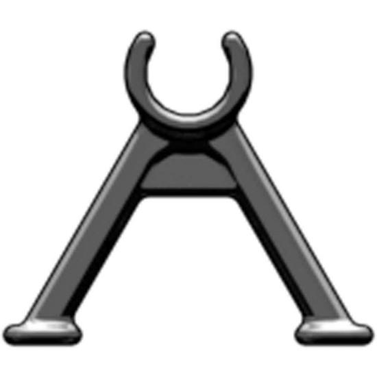 BrickArms Bipod 2.5-Inch [Black]