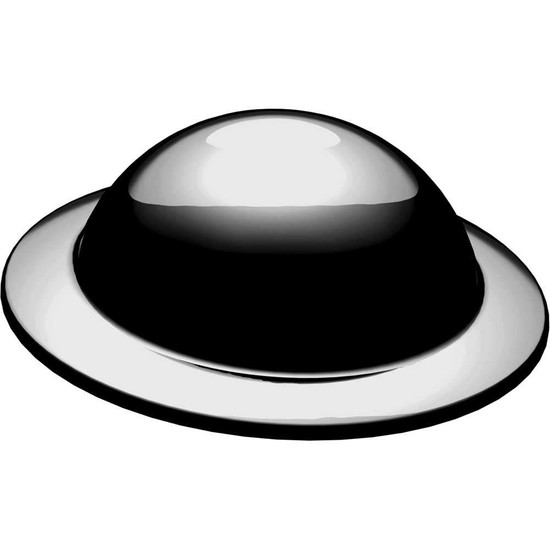 BrickArms Brodie Helmet 2.5-Inch [Black]