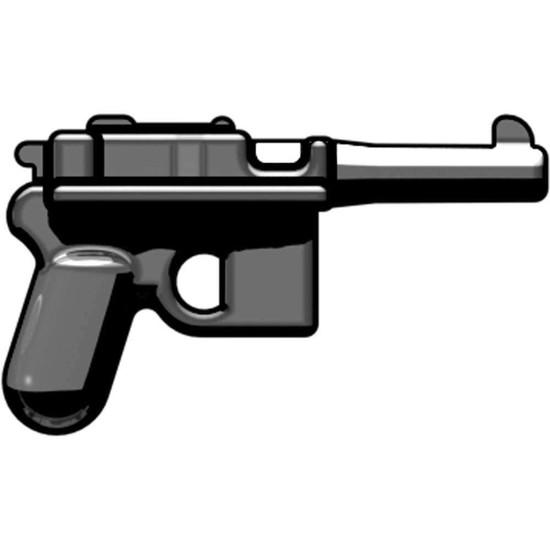 BrickArms C96 'Broomhandle' Mauser 2.5-Inch [Gunmetal]