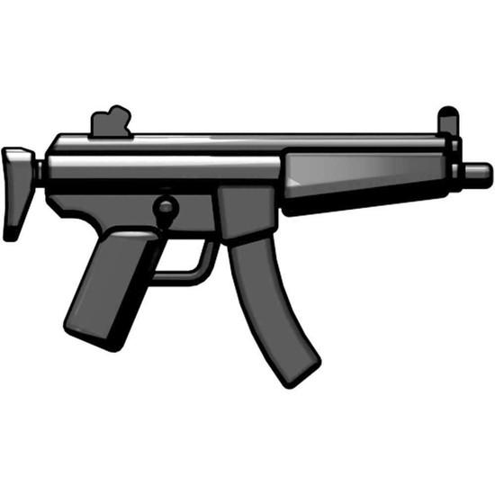 BrickArms Combat SMG [Modern Combat] 2.5-Inch [Gunmetal]