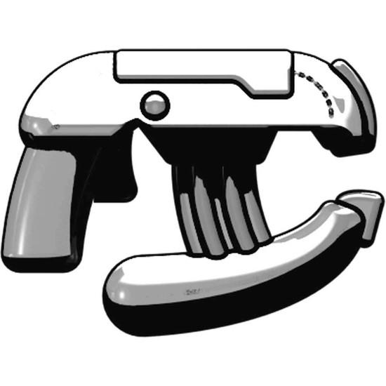 BrickArms Energy Pistol 2.5-Inch [Silver]