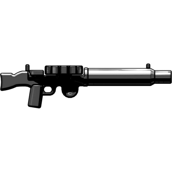 BrickArms Lewis Heavy Machine Gun 2.5-Inch [Black]