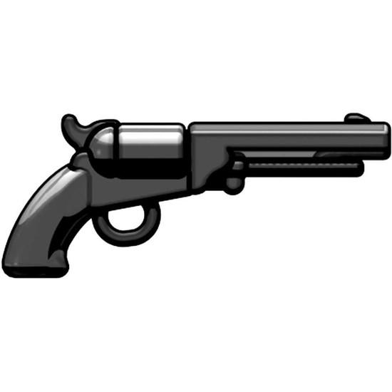 BrickArms M1851 Navy Revolver 2.5-Inch [Black]