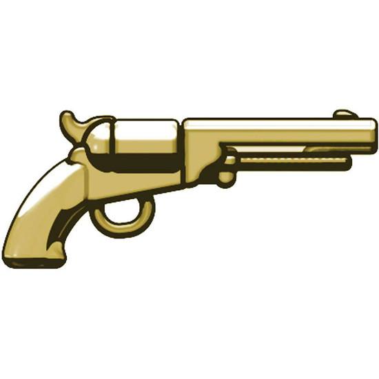 BrickArms M1851 Navy Revolver 2.5-Inch [Tan]