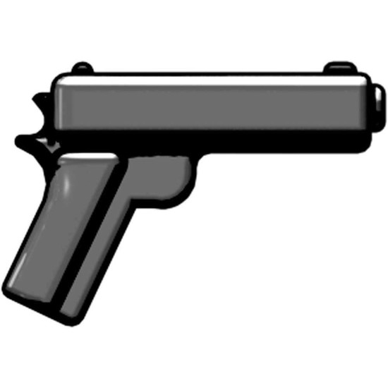 BrickArms M1911 .45 Caliber Handgun V1 2.5-Inch [Gunmetal]