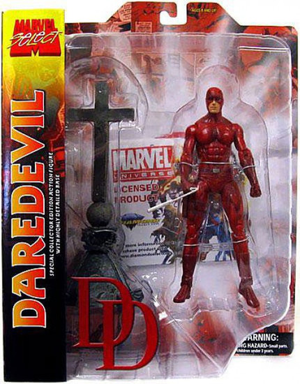 Marvel Select Daredevil Action Figure