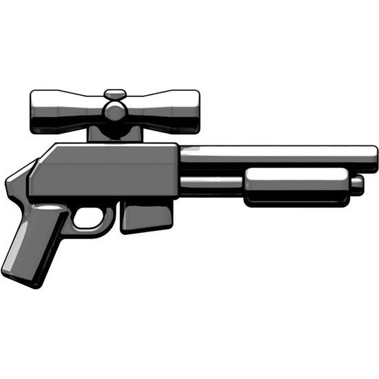 BrickArms M47 Tactical Shotgun 2.5-Inch [Gunmetal]
